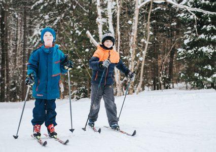 Opeongo Nordic Kids Program Cross Country Skiing